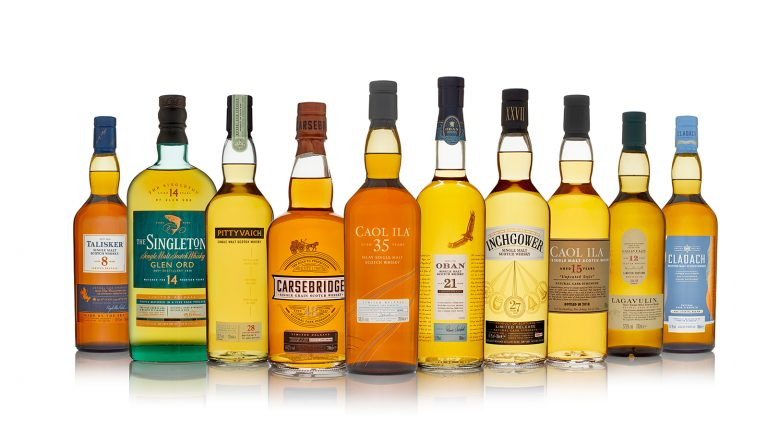 The 2018 Diageo Special Releases Are Coming