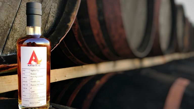 Scottish Distillers Are Making Rye Whisky—Sort Of