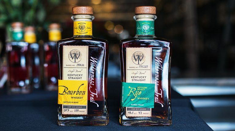 Wilderness Trail Launches Its First Whiskeys
