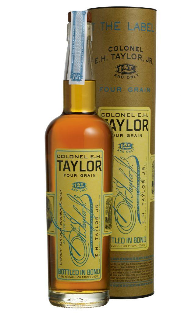 Col. E.H. Taylor, Jr. Four Grain Bourbon