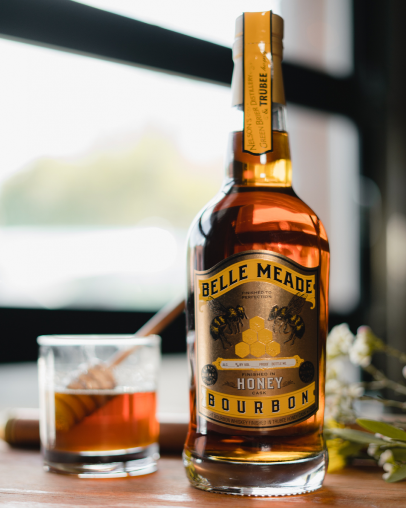 Belle Meade Honey Cask Finish Bourbon