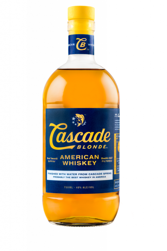 Cascade Blonde American Whiskey