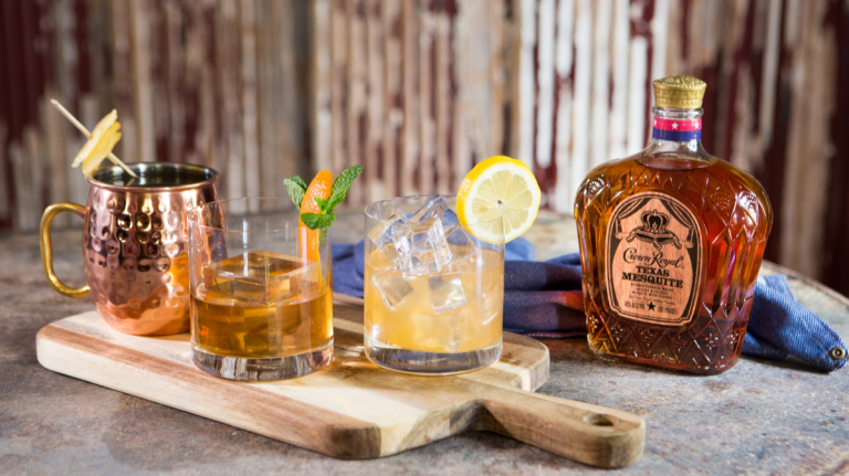 Crown Royal Texas Mesquite, Woodford Reserve Straight Malt & More New Whiskey