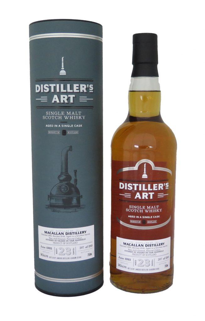 Distiller's Art Single Cask Whiskies