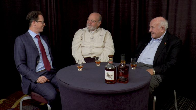 Uncut & Unfiltered: Jimmy Russell of Wild Turkey and Fred Noe of Jim Beam