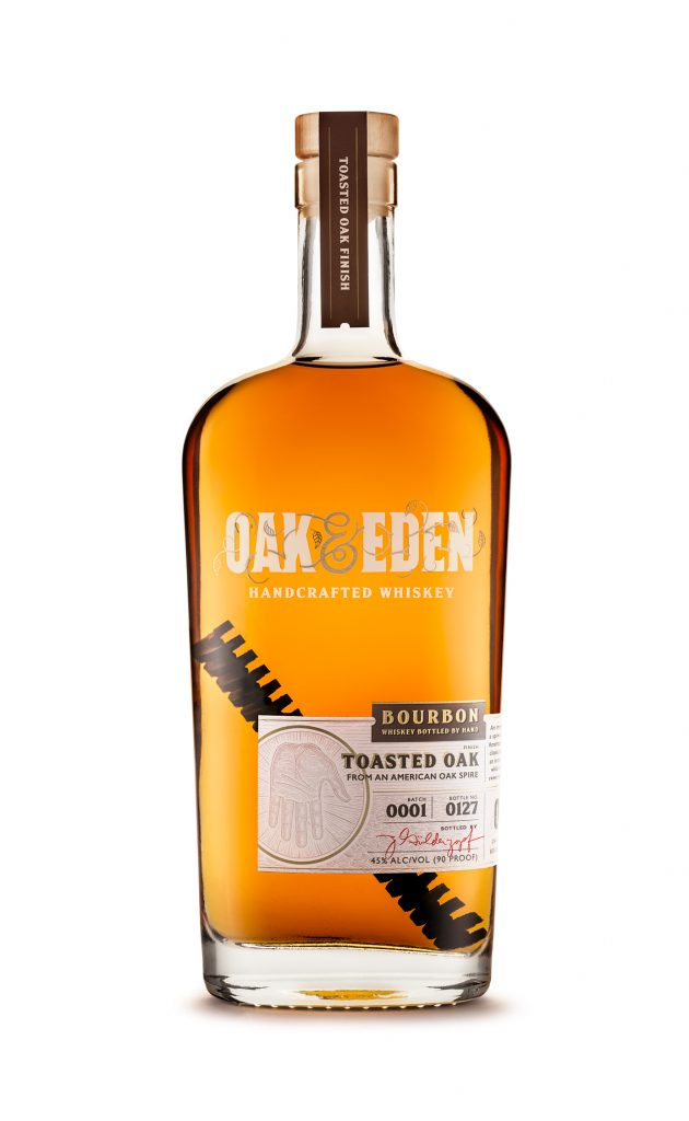 Oak & Eden Bourbon and Rye