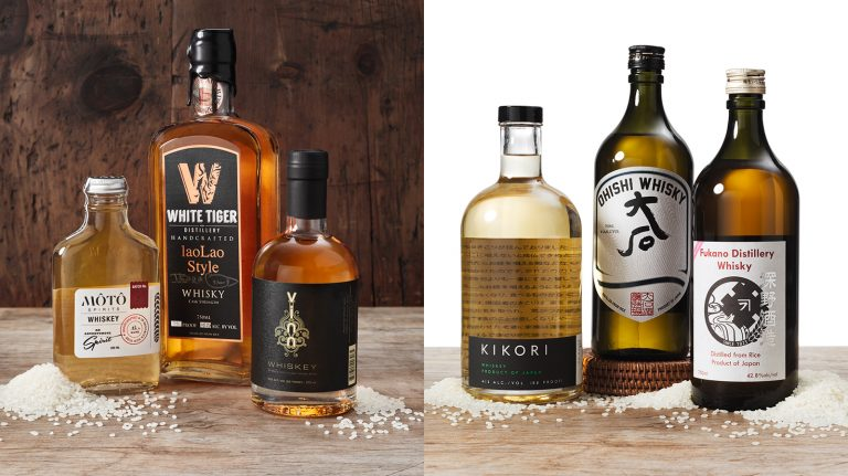 6 Rice Whiskies From Japan and Beyond