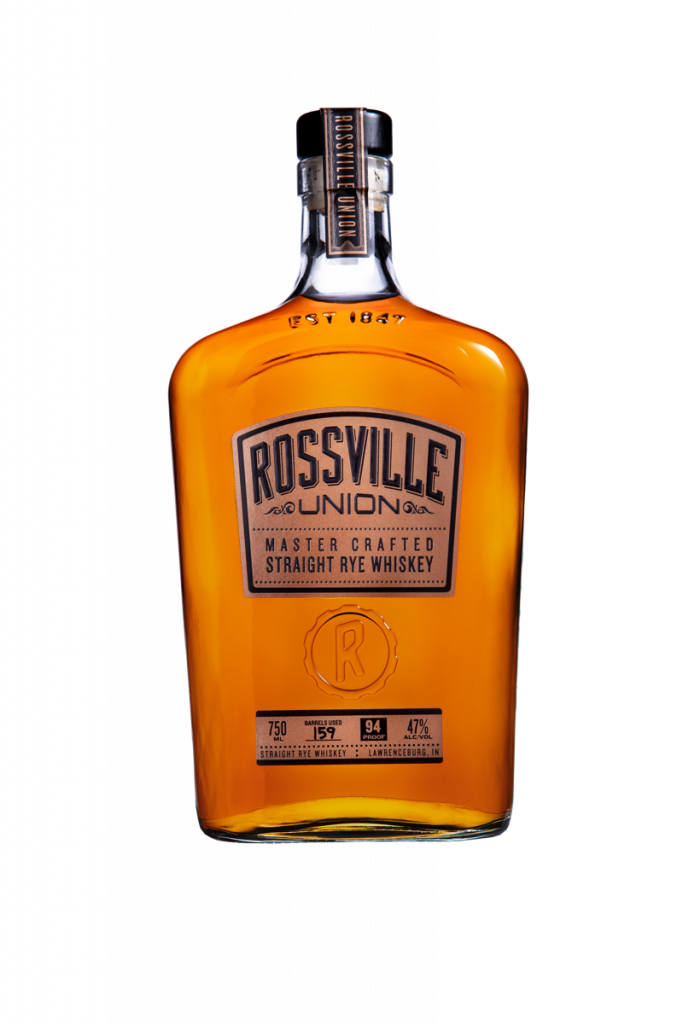Rossville Union Master Crafted Straight Rye and Barrel Proof Straight Rye