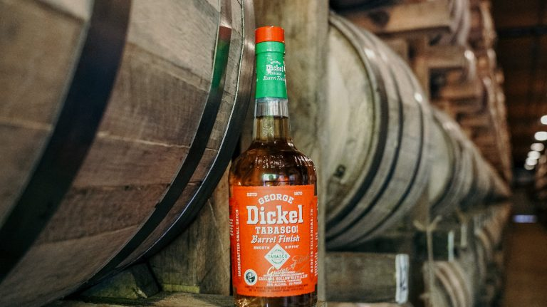 Tabasco-Finished Dickel, J.H. Cutter & More New Whisky