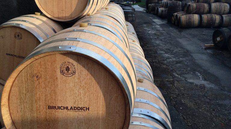 Why Some Scotch Distillers Are Using Virgin Oak
