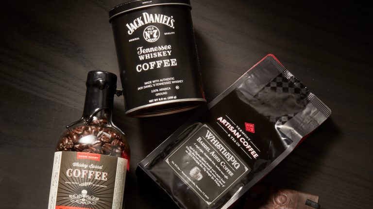 Kickstart Your Day With These Whiskey-Flavored Coffees
