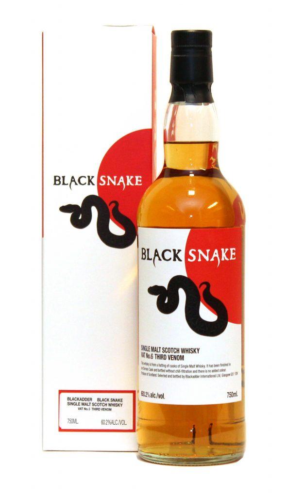 Black Snake Vat No. 6 Third Venom