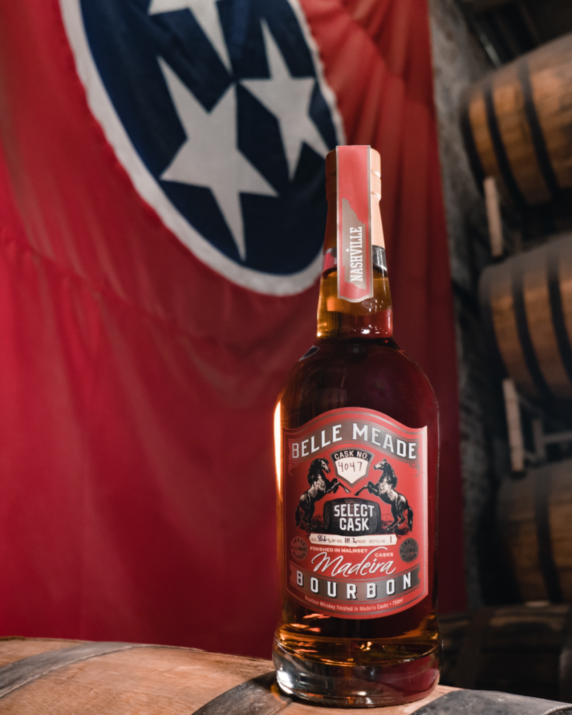 Belle Meade Nashville Select Cask Madeira-Finished Bourbon