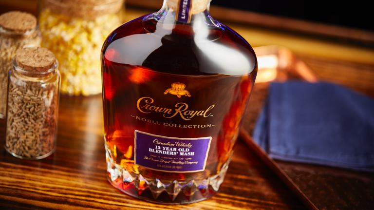 Star Trek Bourbon, Crown Royal 13 Year Old Blenders' Mash & More New Whisky