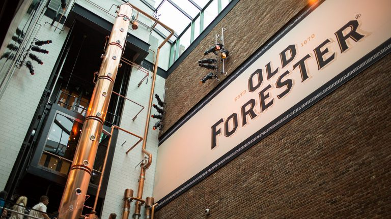Old Forester Makes Triumphant Return to Kentucky Bourbon Trail