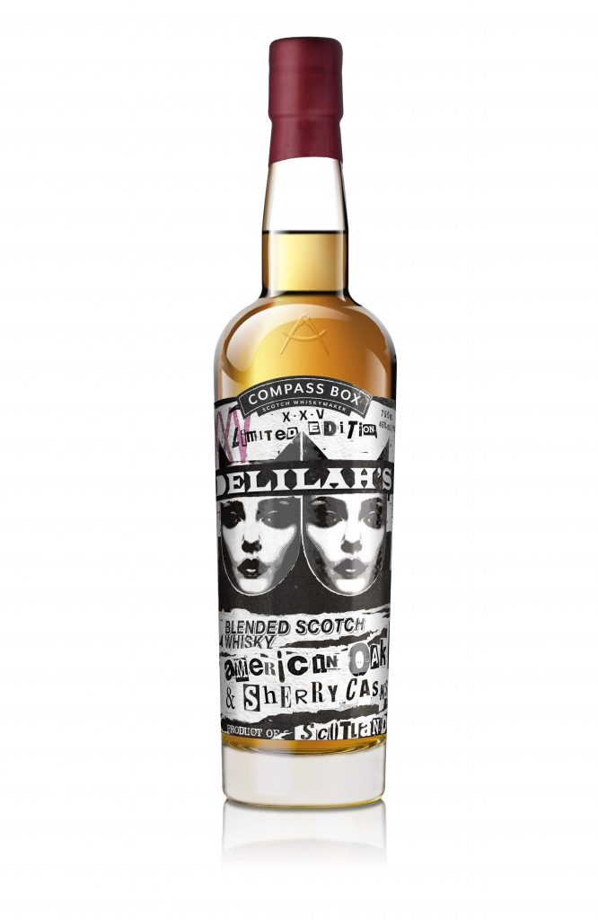 Compass Box Delilah's XXV