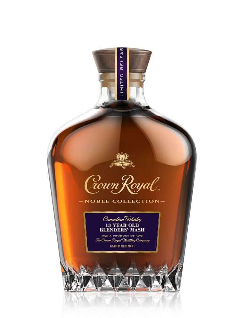 Crown Royal Noble Collection 13 Year Old Blenders' Mash