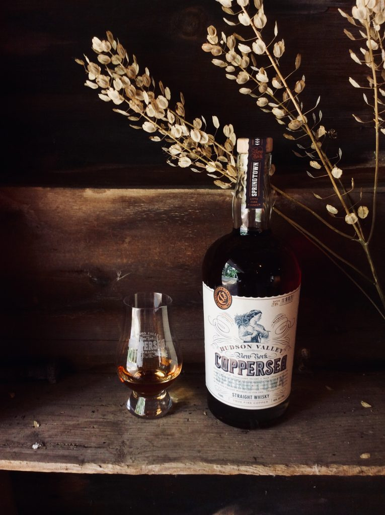 Coppersea Springtown Straight Whiskey