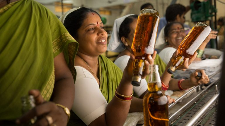 How India Drinks Whisky