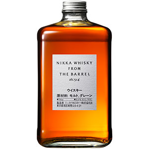nikka from the barrel japanese whisky