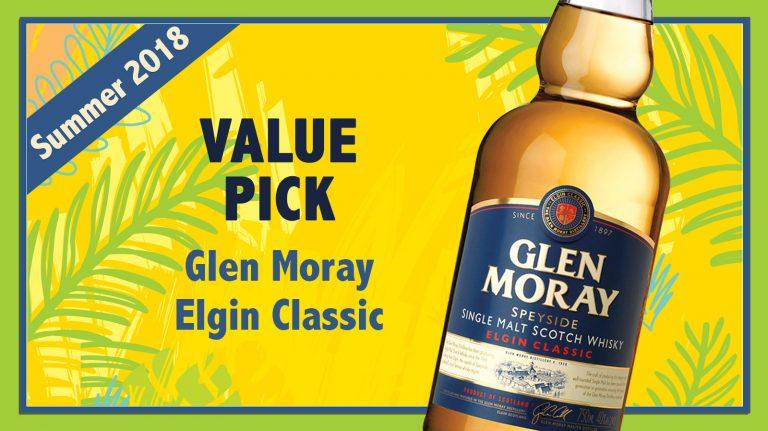 Summer 2018 Value Pick: Glen Moray Elgin Classic