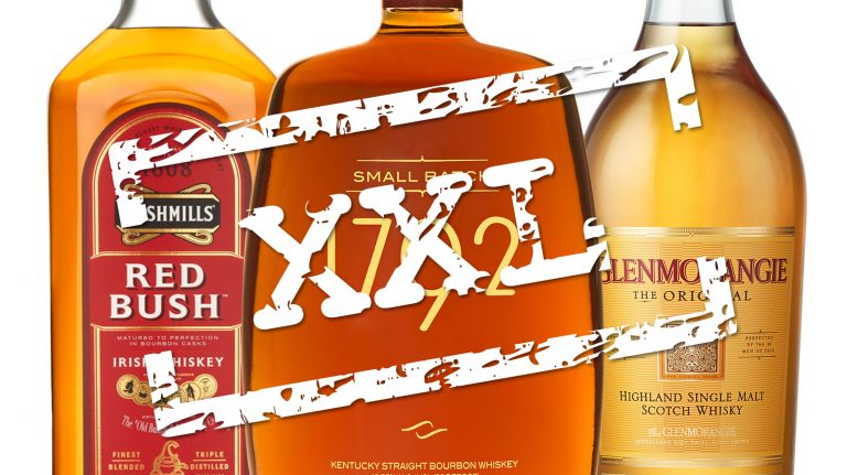 Can You Handle This: The Best Whiskies in 1.75 Liter Bottles