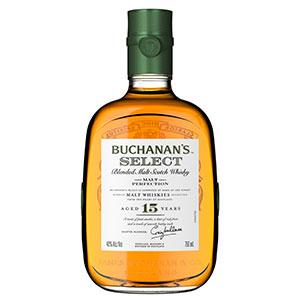 Buchanan's Select 15 year old Blended Malt