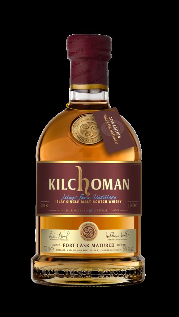 Kilchoman Port Cask Matured 2018 Edition