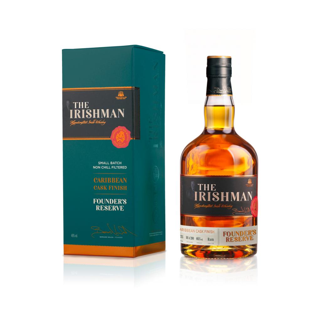 The Irishman Founder's Reserve Caribbean Cask