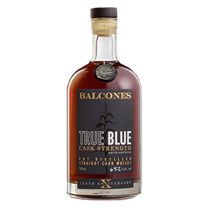 Balcones True Blue Cask Strength (2018 Release)