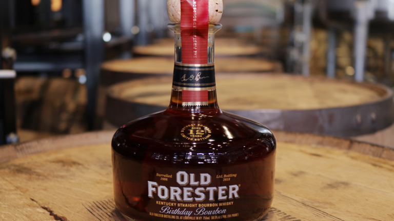 Old Forester Birthday Bourbon, Macallan Magnum & More New Whisky