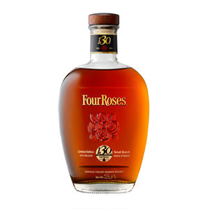 Four Roses 130th Anniversary Limited Edition Small Batch