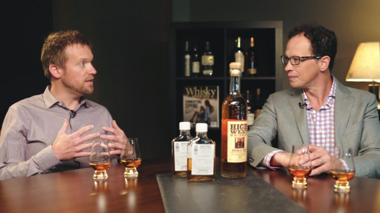 High West Master Distiller Explains Blending Sourced and Own-Made Whiskey