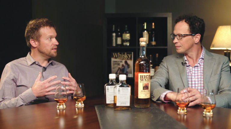 High West Master Distiller Explains Blending Sourced and Own-Made Whiskey