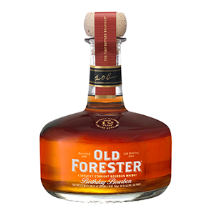 Old Forester Birthday Bourbon 2018 Release