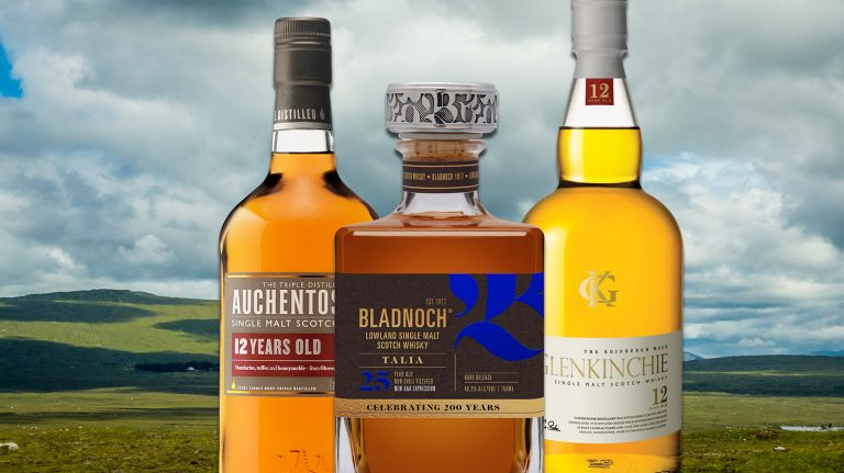 Taste the Lowlands in These 5 Whiskies