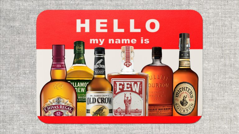 6 Whiskies You Didn't Know Were Named After People