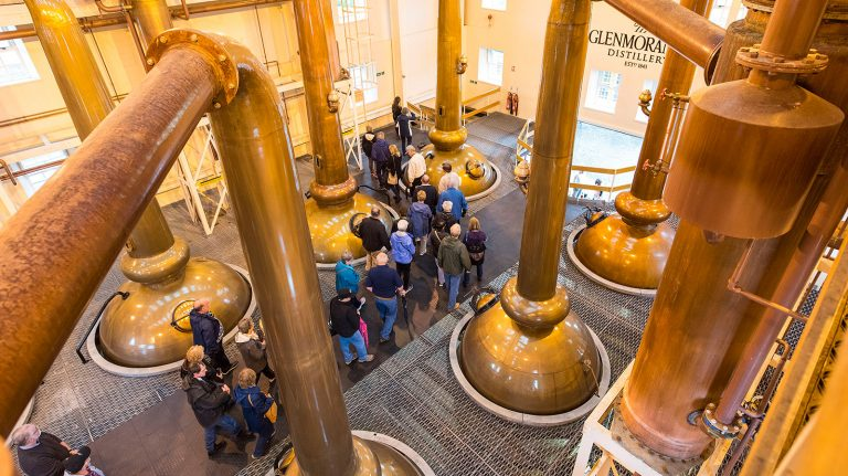 Top Tips for Visiting a Scotch Distillery