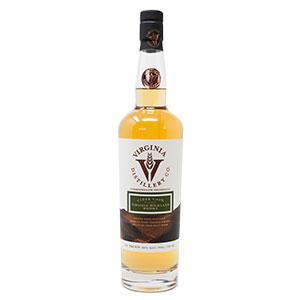 Virginia Distillery Company Cider Cask Finish Virginia-Highland Whiskey (Batch 3)