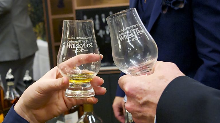 The Can't-Miss Pours of WhiskyFest San Francisco 2018