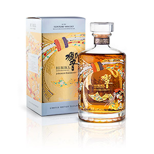 Hibiki Japanese Harmony 30th Anniversary Bottle