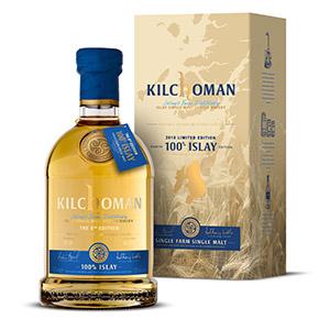Kilchoman 100% Islay (2018 Release)