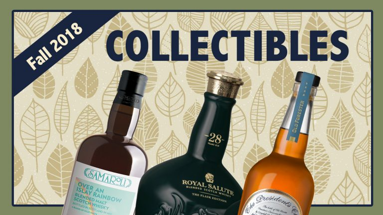 Fall 2018 Collectibles: Royal Salute, Samaroli, Old Forester