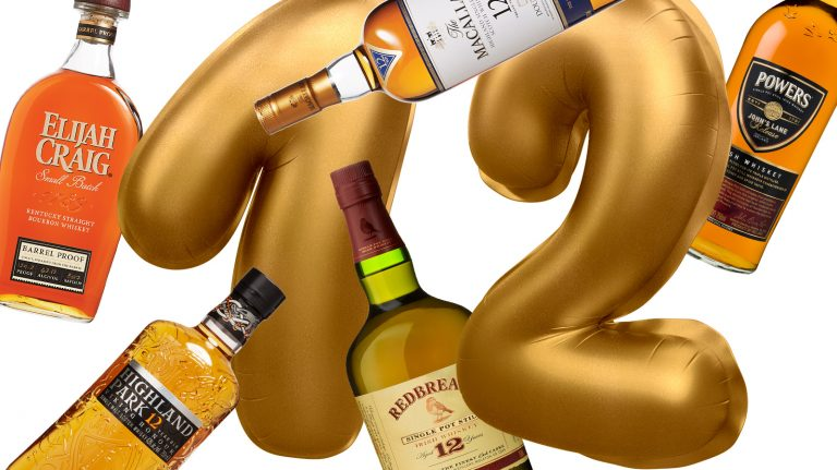 7 High-Scoring 12 Year Old Whiskies Under $75