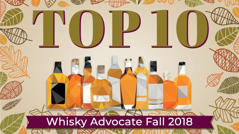 10 Highest-Scoring Whiskies From the Fall 2018 Buying Guide