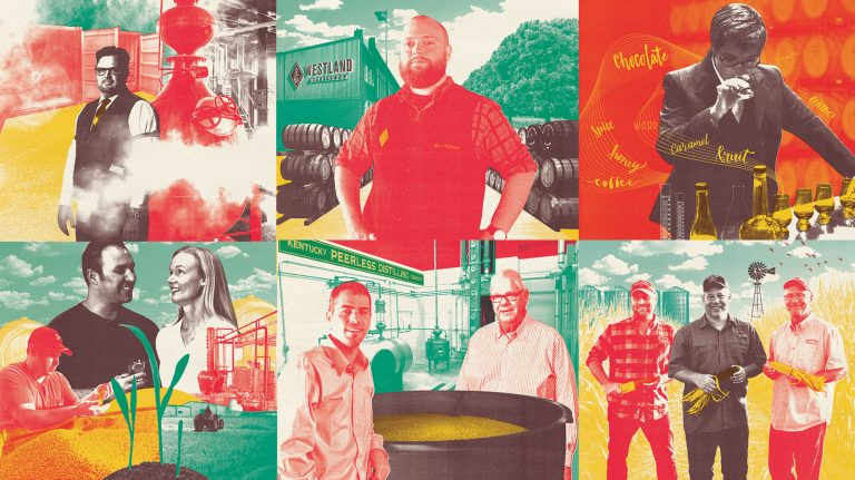 6 Visionaries Who Are Changing Craft Whiskey