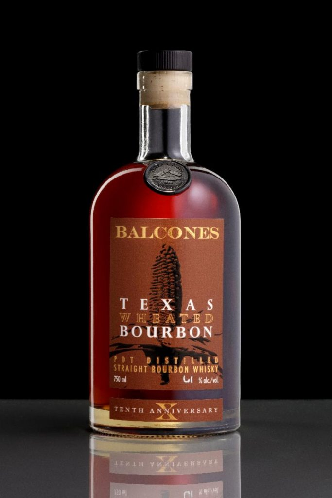 Balcones Wheated Bourbon