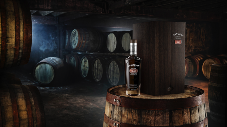 Bowmore 1965, The Last Drop Bourbon & More New Whisky