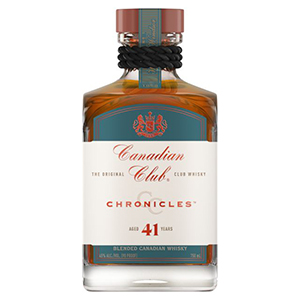 Canadian Club Chronicles 41 year old