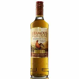 Famous Grouse Bourbon Cask